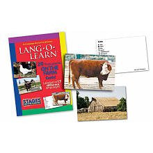Lang-O-Learn Cards - On the Farm