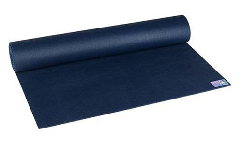 "Fusion 24"" x 74"" Yoga Mat (Color: Midnight Blue)"
