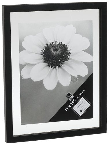 Umbra Document Series 11-Inch-by-14-Inch Frame (Color: Black)