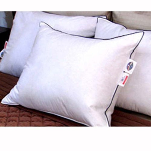 Double DownAround Down Pillow (Size: King)