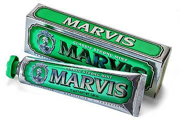 Marvis Toothpaste - Classic mint tube - 75ml