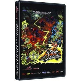 New World Disorder 4: Ride The Lightning DVD