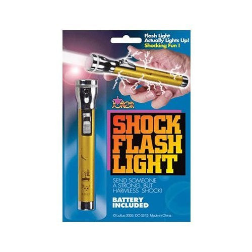 Shock Flashlight