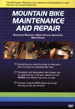 Mountain Bike Repair & Maintenance ~ Shimano (2005)