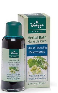 Kneipp Valerian & Hops Sleep Well Herbal Bath - 3.4 oz