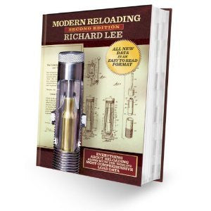 Lee Precision Modern Reloading 2nd Edition New Format