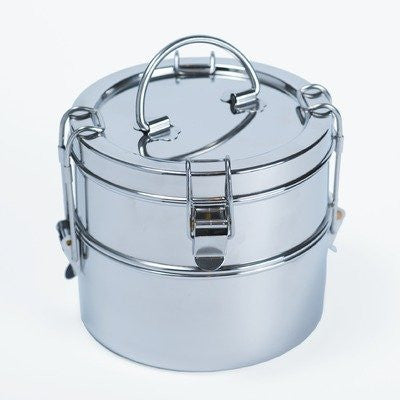 To- Go Ware 2-Tier Stainless Lunch Box