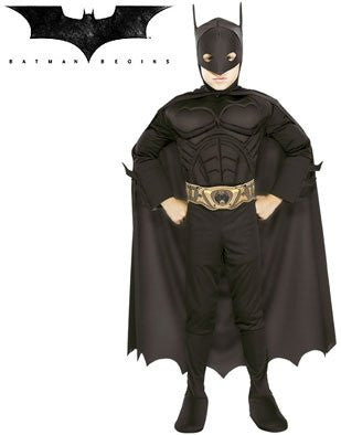 Deluxe Batman Muscle Chest - Toddler
