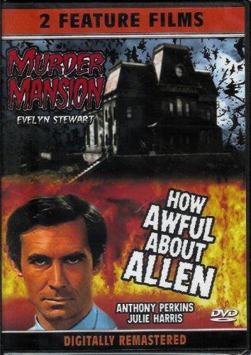 Murder Mansion / How Awful About Allan (Double Feature) (1972)