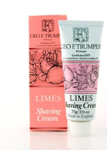 Limes Soft Shaving Cream- 75g Tube