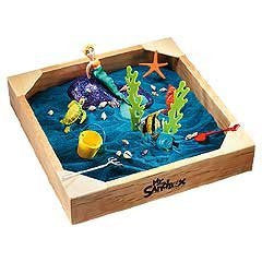My Little Sandbox - Mermaid and Friends Play Set