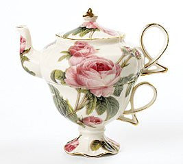 TEA FOR ONE ROSES