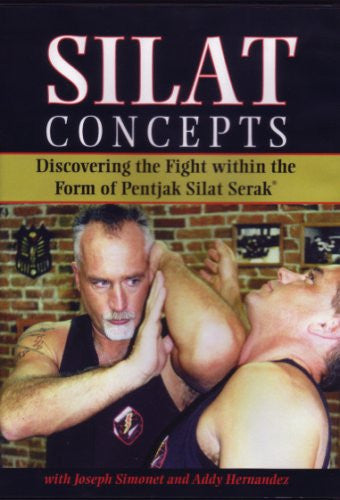 Silat Concepts: Discovering The Fight Within The Form Of Pentjak Silat Serak