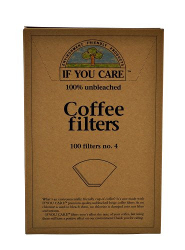 Coffee Filters No. 4 - 100 pc