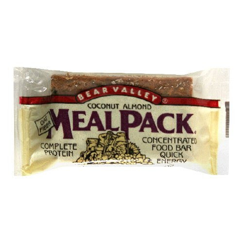 MealPack Coconut Almond 3.75 oz.