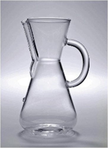 Chemex Coffeemaker 3 Cup with Glass Handle
