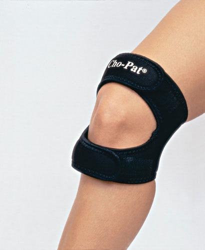 "Cho-Pat Dual Action Knee Strap Small 10""- 14"""