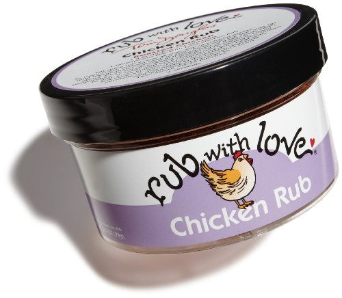 Chicken Rub, 3.5 oz jar