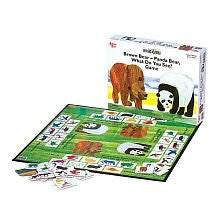 BROWN BEAR - PANDA BEAR GAME