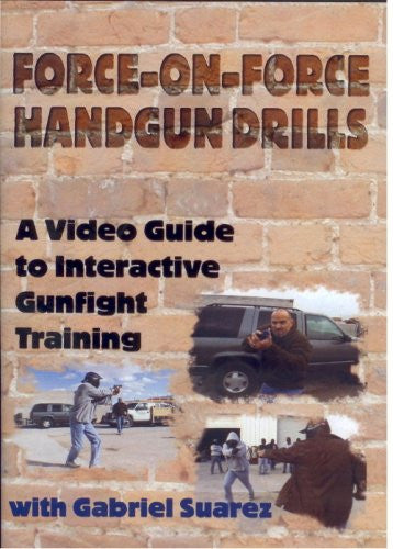 Force-on-Force Handgun Drills