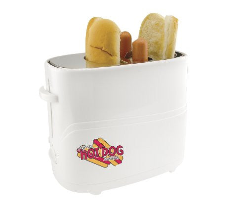 Nostalgia Electrics Hot Dog & Bun Toaster - Coke