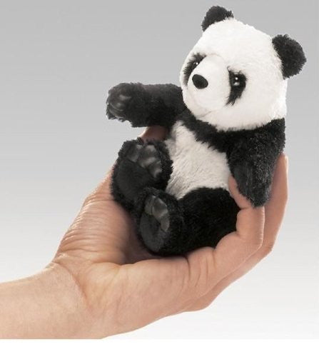 Mini Panda, Finger Puppets
