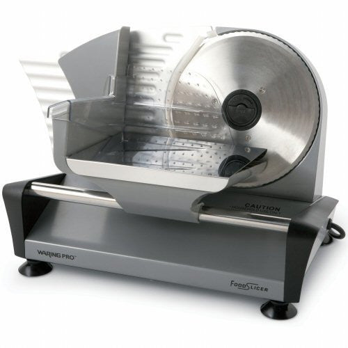 Waring Heavy-Duty Professional Food Slicer