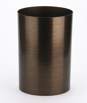 Umbra Metalla Waste Cans (Color: Bronze)
