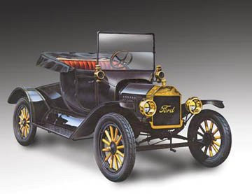 1/32 '15 Ford Model T