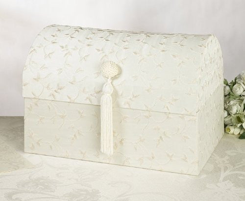 Ivory Chest Card Box