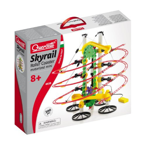 Games - Skyrail Rollercoaster with Elevator (200 pcs)