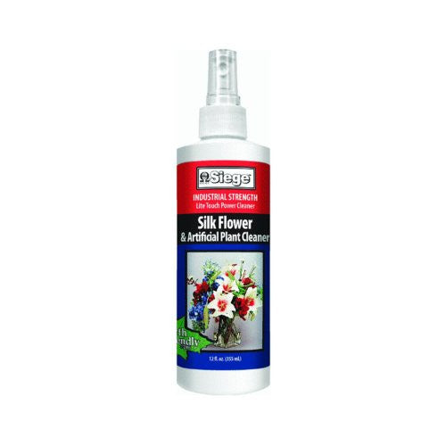 Silk Flower & Plant Cleaner, 12 oz.
