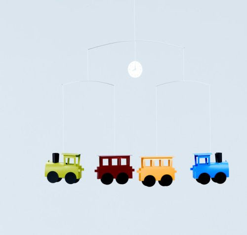 Flensted Mobiles Nursery Mobiles, Locomobile