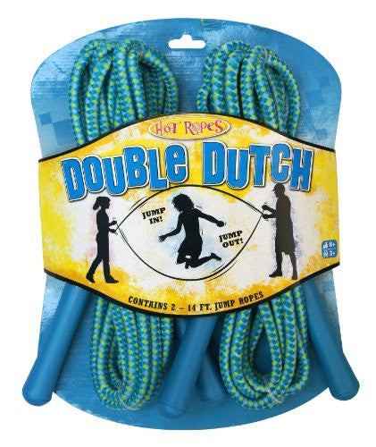 Double Dutch Hot Ropes