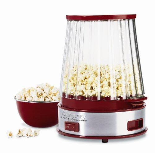 Cuisinart Easy Pop Popcorn Maker (red)