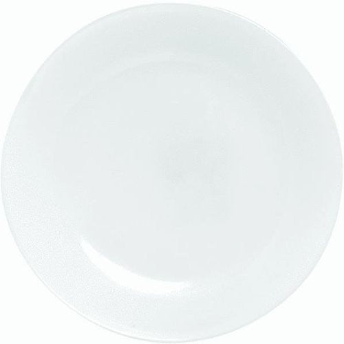 World Kitchen 6003880 Luncheon Plate, White, 8-In., Must Purchase in Quantities of 6