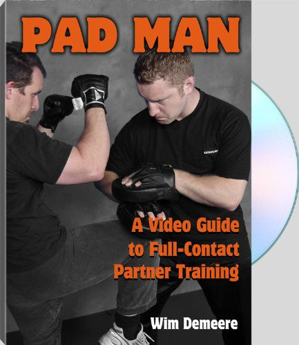 PAD MAN - A Video Guide to Full Contact Partner Training