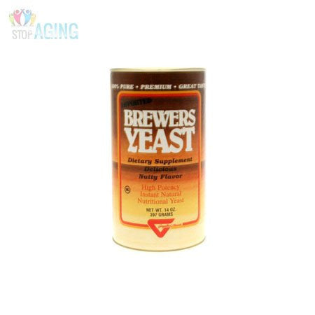 Brewers Yeast 14.0 OZ
