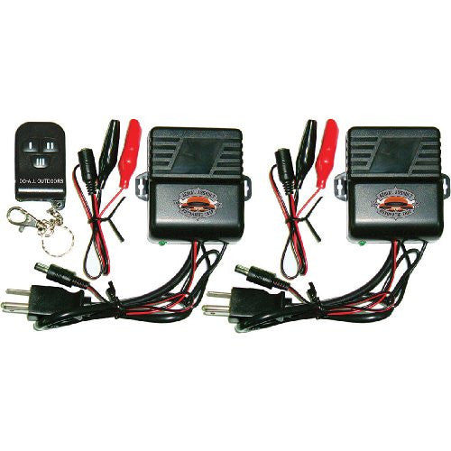 Do-All Traps Double Wireless Remote Kit