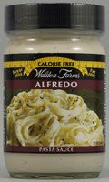 WALDEN FARMS Pasta Sauces-Low Carb Alfredo 6pk, 12oz