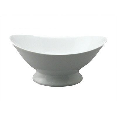 "12"" x 8.75"", 75 oz Footed Bowl"
