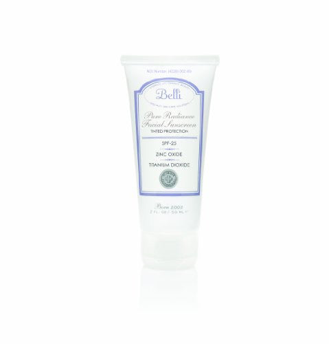 Pure Radiance Facial Sunscreen SPF 25