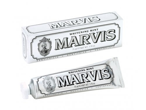 Marvis Toothpaste - Whitening mint tube - 75ml