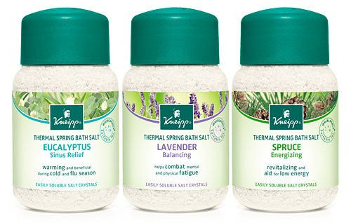Kneipp Thermal Springs Bath Salts - 17.6 oz. - Choose from 7 Styles