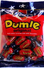 Dumle Soft Toffee with Milk Chocolate bag 7.7 OZ