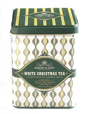 HT White Christmas Tea - 20 sachet tin