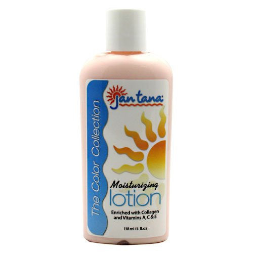 Jan Tana The Color Collection Moisturizing Lotion