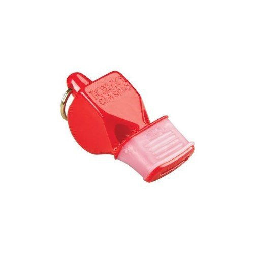 Fox 40 CMG Whistle with Cushioned Mouth Grip