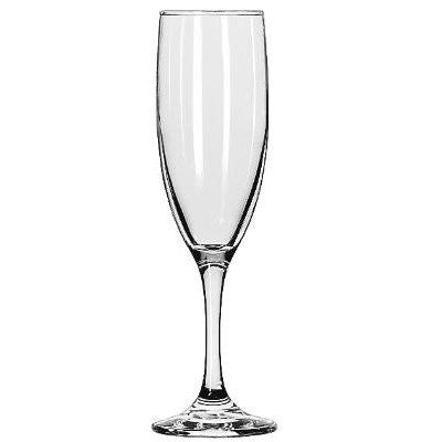 Libbey® Embassy® 6 oz. Tall Flute Glasses, 12/Pack