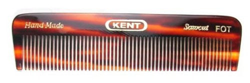 Kent Hand-Made 113mm All Fine Pocket Comb - FOT